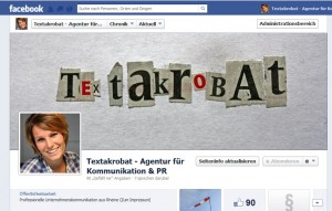 Facebook_acoount_textakrobat